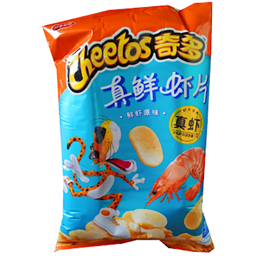 CHEETOS Shrimp Cracker (Original Flavor) 55g