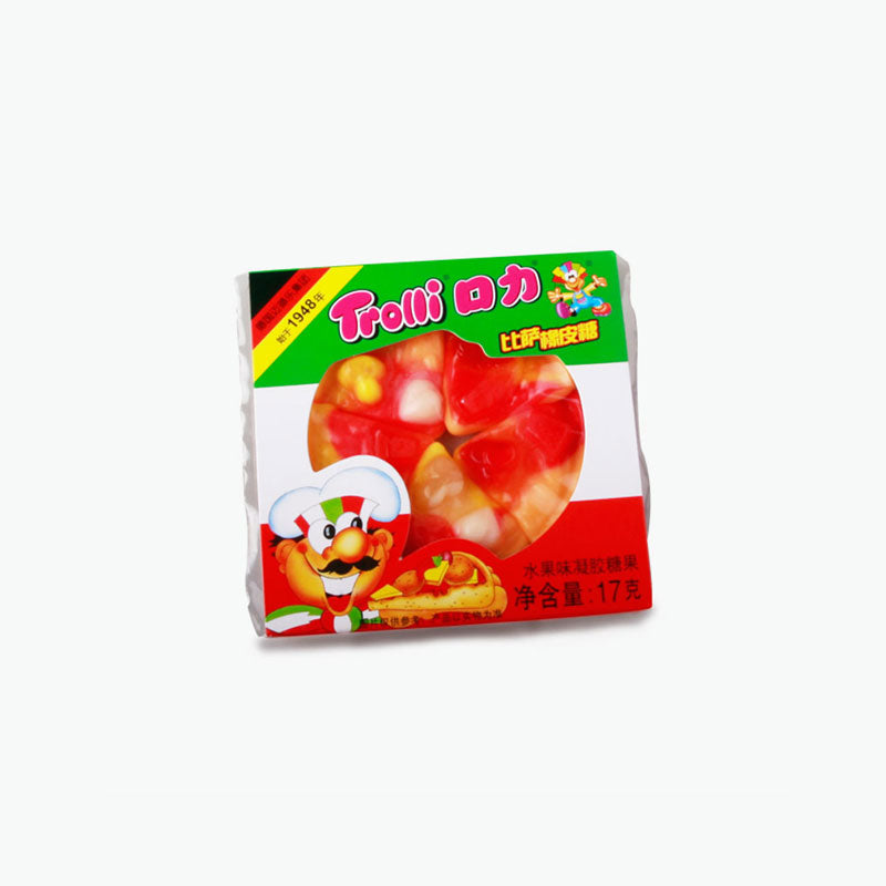 TROLLI Pizza Gummy Candy 17g