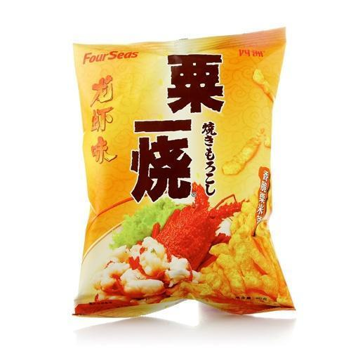 FourSeas Grill-A-Corn (Lobster Flavor) 80g