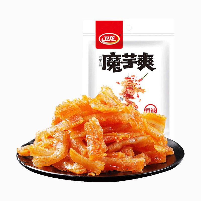 WEI-LONG Konac Vermicelli (Hot & Spicy Flavor) 180g
