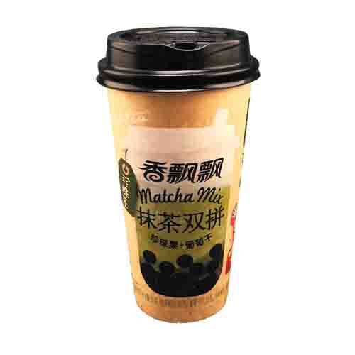 XIANG PIAO PIAO Bubble Tea (Matcha Mix Flavor) 90g