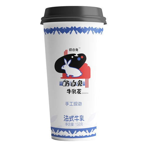 White Rabbit Milk Tea (French Style) 132g