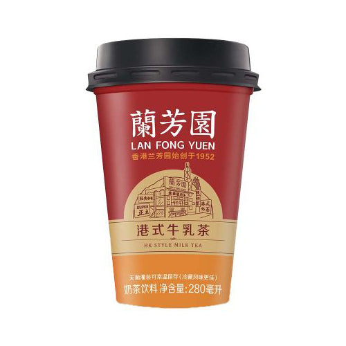 LAN FONG YUEN Milk Tea (HongKong Style)  280ml