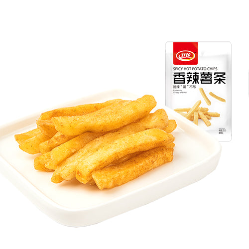WEI-LONG French Fries (Spicy Flavor)75g