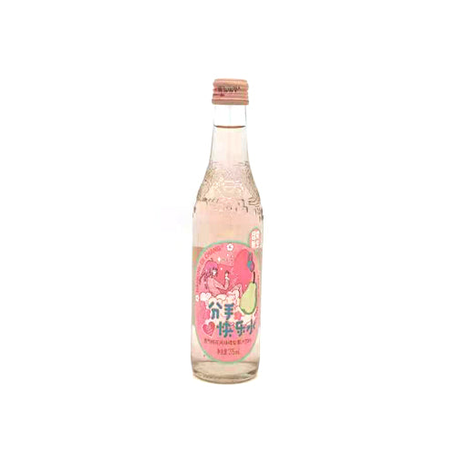 Er Chang Peach Blossom Pear Soda Drinks 275ml