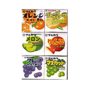 Marukawa 6 Pack Bubble Gum
