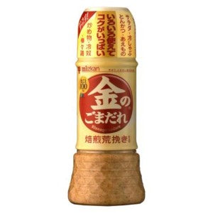 Mizkan Sesame Sauce Roasted Coarse Type 250ml
