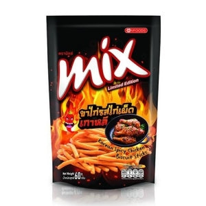 VFOODS Mix Spicy Korean Chicken Biscuit Sticks 60g