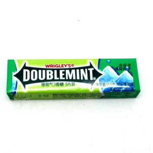 WRIGLEY'S  Double Mint Gum (Cool) 13.5g