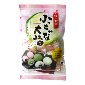 Kubota Daifuku 3 Assorted Mini Mochi 137g