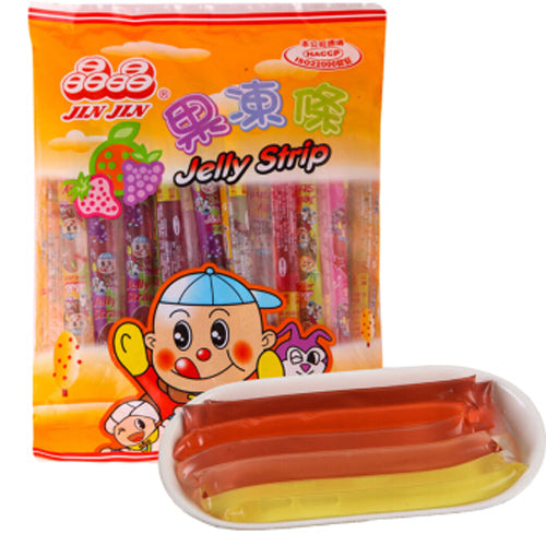 Jin Jin Fruit Jelly Strip 470g