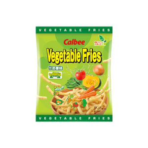 Calbee Vegetable Fries 42g