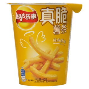 LAY'S Potato Chips (Original Falvor) 40g