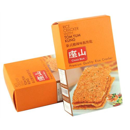 Chao Sua Rice Cracker ( Tom yum Kung) 90g