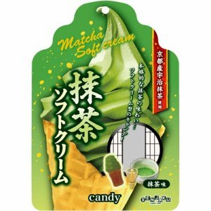 Senjaku Matcha Soft Cream Candy 70g