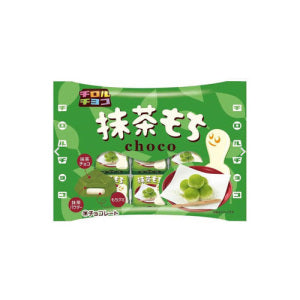 TIROL Chocolate Matcha Green Tea Mochi (Bag) 52.5g
