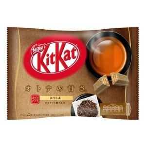 Nestle KitKat Uji Hojicha Chocolate (Bag) 135g /12pcs