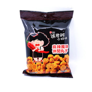 GGE Noodle Snack Wheat Cracker (Hot Chili Flavor) 80g