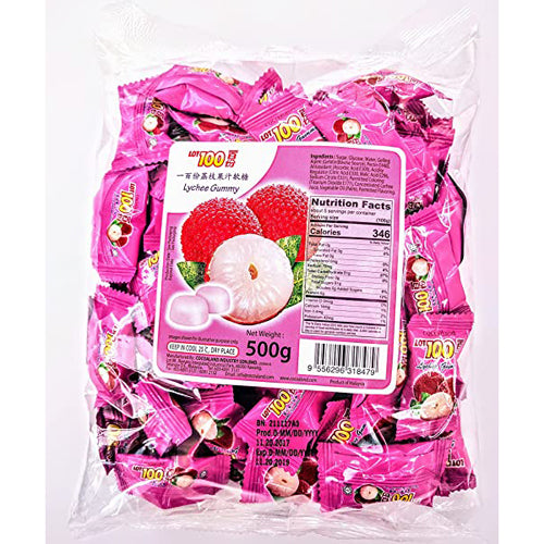 COCOALAND Lychee Gummy 500g