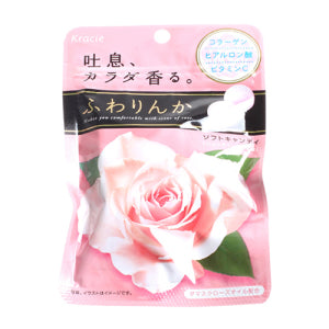 Kracie Rose Taste Soft Candy 32g