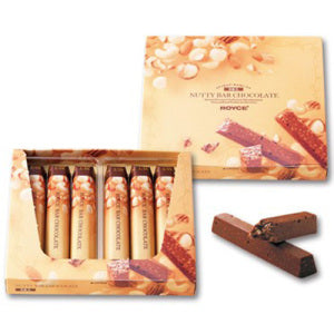 Royce Nutty Bar Chocolate 6pcs