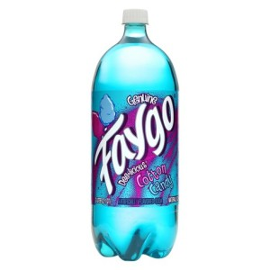 Faygo Cotton Candy Soda 710ml