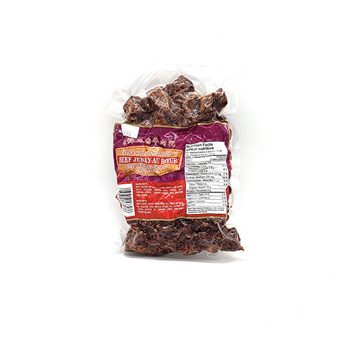 SOO Extra Hot Five Spices Beef Jerky 454g (Cube)
