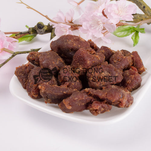 Fruit Flavored Beef Jerky Cube 100g