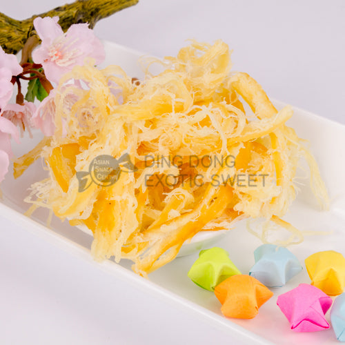 Smoked Shredded Squid 100g