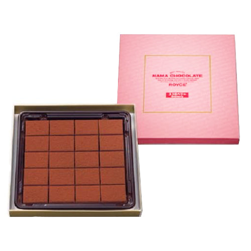Royce Raw Chocolate (Strawberry Flavor)