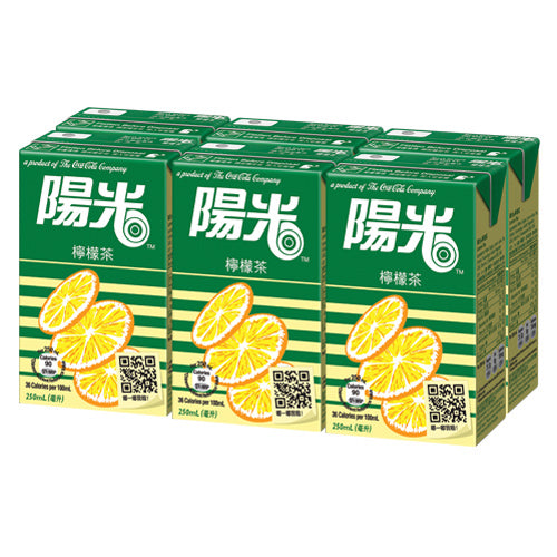 Yeung Gwong Lemon Tea 250ml