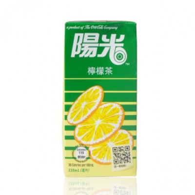 Yeung Gwong Lemon Tea  330ml