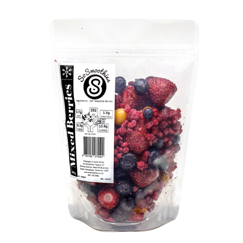 IQF Mixed Berries