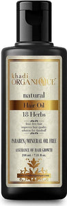 18 Herbs Hair Oil 210ml - Organic and Natural