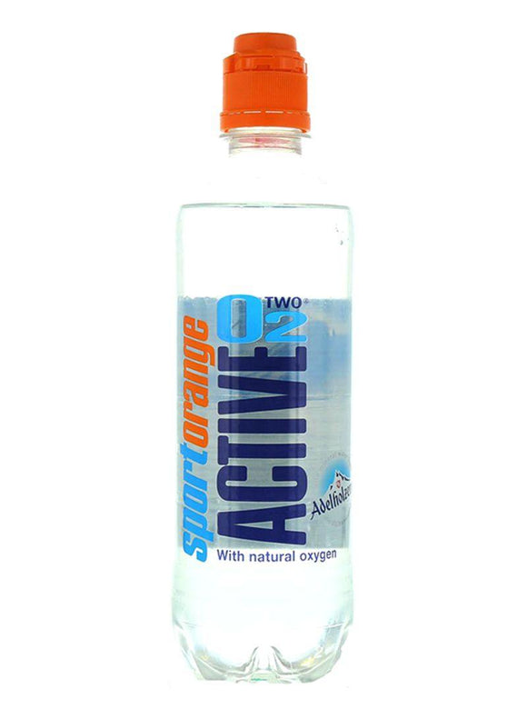 ACTIVE O2 ORANGE 500ML - Organic and Natural