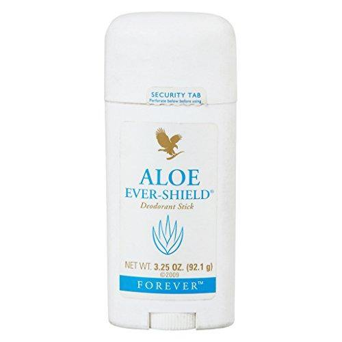 ALOE EVER - SHIELD DEODORANT  3.25oz. 92.1g. - Organic and Natural