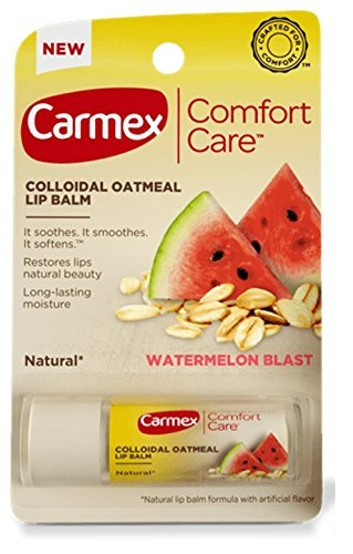 Carmex, Comfort Care Lip Balm, Watermelon Blast .15oz