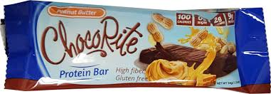 Chocorite, Caramel Cookie protein bar, 34g