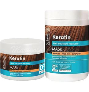 Dr. Sante, Keratin, Mask for dull and brittle hair (300ml)