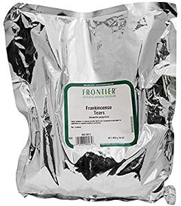 FRONTIER NATURAL PRODUCTS, FRANKINCENSE TEARS, 16 oz (453 g)