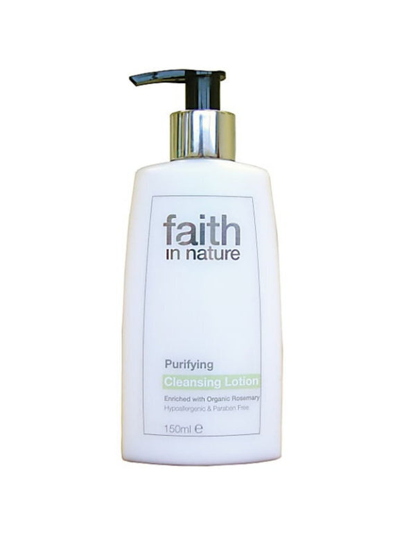 Faith in Nature, Purifying Cleansing Lotion, 150ml