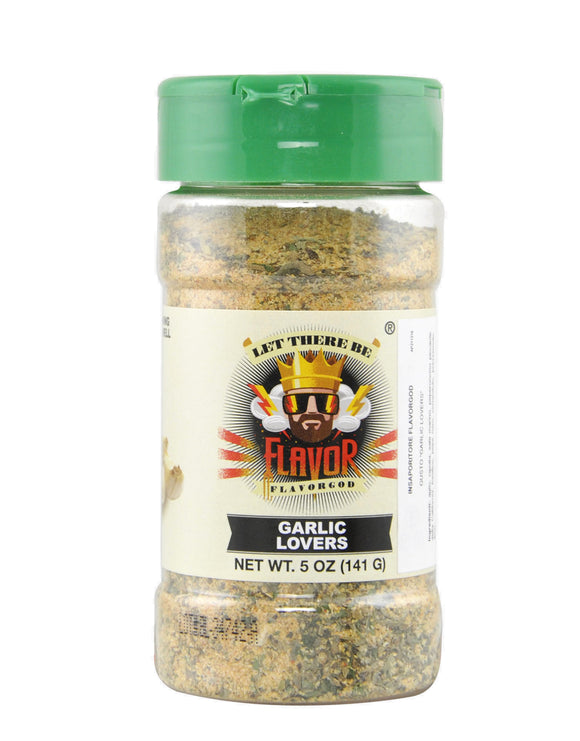 Flavor God, Garlic Lovers 141g