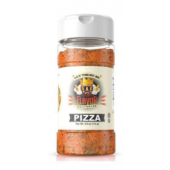 Flavor God, Pizza Seasoning 113g