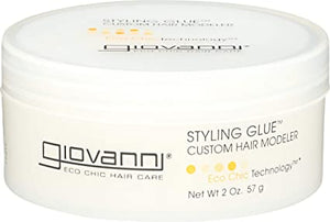 Giovani, Syling Glue, Custom Hair Modeler, 2oz 57g