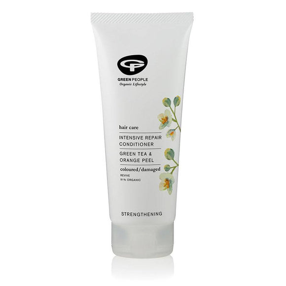 Green People, Intensive Repair, GreenTea & Orange Peel Conditioner 200ml