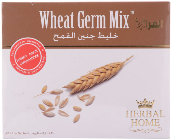 HERBAL HOME,wheat germ