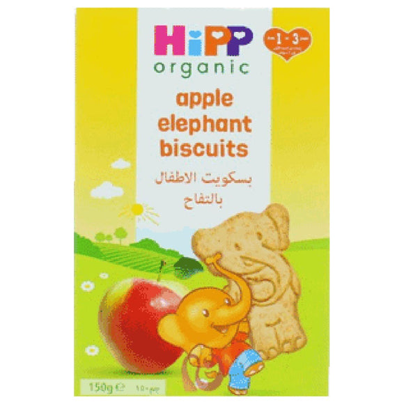 HIPP ELEPHANT BISCUITS 150G