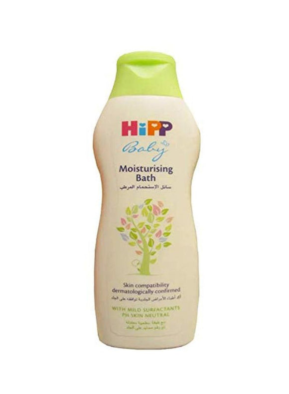HIPP MOISTURIZING BUBBLE BATH 350ML