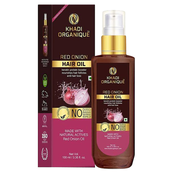 Hair Oil Red Onion
