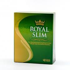Herbal Home, Royal Slim 40 Herbal Gel Capsule